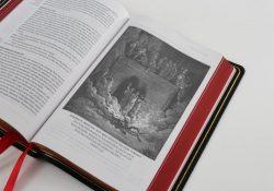 Bokbinderi med skinnband som specialité