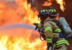 Skydd vid eldsvåda